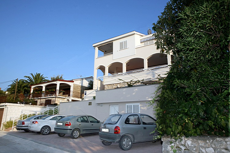 Vila Marin Galerija Slika Seget Vranjica Trogir